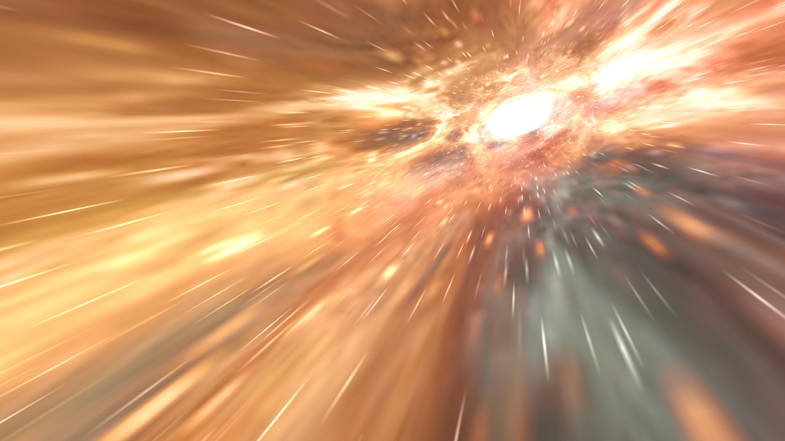 hyperspace 3d animate your desktop wallpaper with the effect